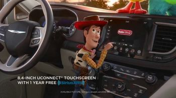 Chrysler Pacifica Blockbuster Sales Event TV Spot, \'Toy Story 4: Dance Party\' [T2]