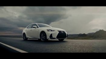 2019 Lexus IS 300 TV Spot, 'Legacy in the Making' [T2] - Thumbnail 1