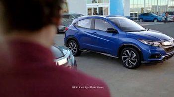 2019 Honda HR-V TV Spot, 'First Car Purchase' [T2] - Thumbnail 3