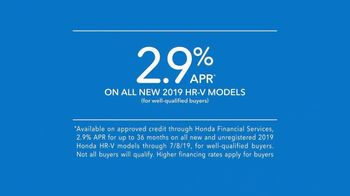 2019 Honda HR-V TV Spot, 'First Car Purchase' [T2] - Thumbnail 9