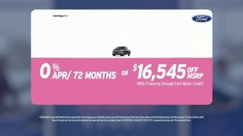 AutoNation Super Zero Event TV Spot, '2019 Ford F-150 Lariat SuperCrew'