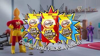 Goldfish Epic Crunch TV Spot, 'Crunch Time' - Thumbnail 10