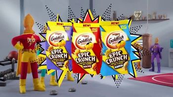 Goldfish Epic Crunch TV Spot, 'Crunch Time' - Thumbnail 9