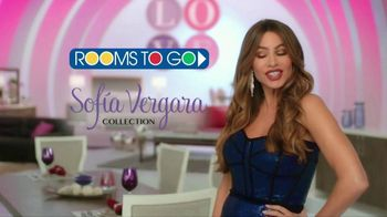 Rooms to Go TV Spot, 'Love at First Sight: Bedroom' Featuring Sofia Vergara - Thumbnail 7