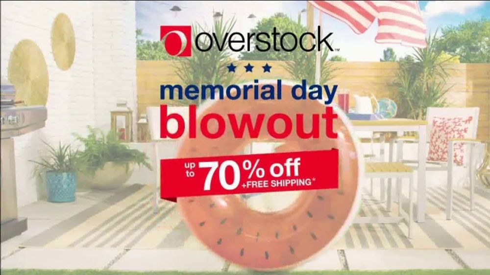 Overstock Com Memorial Day Blowout Tv Commercial 25 Percent Off Rugs