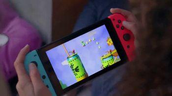 Nintendo Switch TV Spot, 'Yoshi's Crafted World: Retailer Gift Card' - Thumbnail 7