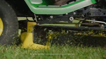 John Deere X300 Select Series TV Spot, 'True Character: Free Cart'