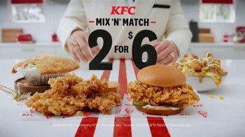 KFC Mix 'N' Match TV Spot, 'Tasty Pairs' - Thumbnail 2
