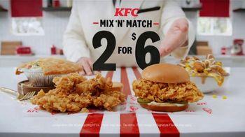 KFC Mix 'N' Match TV Spot, 'Tasty Pairs' - Thumbnail 3
