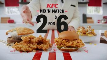 KFC Mix 'N' Match TV Spot, 'Tasty Pairs' - Thumbnail 7