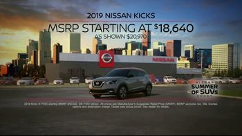 Nissan Summer of SUVs Event TV Spot, 'All You Need' Song by Jamie Lono [T2] - Thumbnail 10