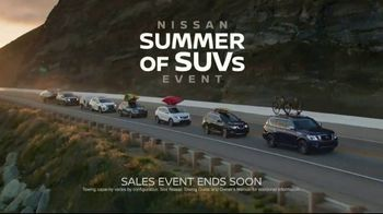 Nissan Summer of SUVs Event TV Spot, 'All You Need' Song by Jamie Lono [T2] - Thumbnail 8