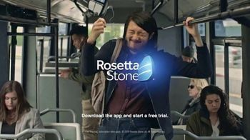 Rosetta Stone TV Spot, 'The Sound of Greatness'