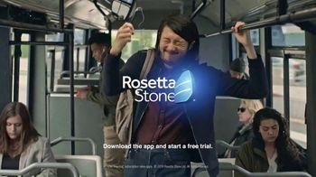 Rosetta Stone TV Spot, 'The Sound of Greatness'