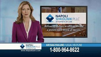 Napoli Shkolnik PLLC TV Spot, 'Air Bag Failure' - Thumbnail 10