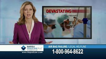 Napoli Shkolnik PLLC TV Spot, 'Air Bag Failure' - Thumbnail 5