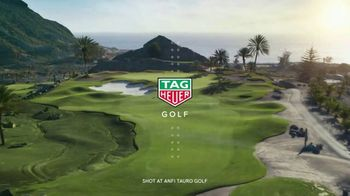 TAG Heuer Connected Golf TV Spot, 'Tee-Time Connection' - Thumbnail 1