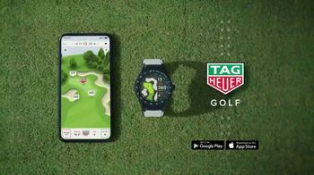 TAG Heuer Connected Golf TV Spot, 'Tee-Time Connection' - Thumbnail 10