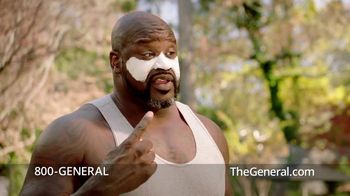 The General TV Spot, 'Sunscreen' Featuring Shaquille O'Neal