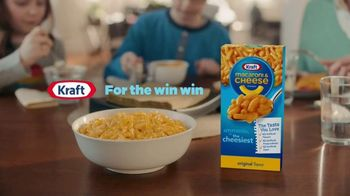 Kraft Macaroni & Cheese TV Spot, 'Dinnertime Excuses' Song by Enya - Thumbnail 10