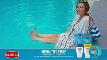 O'Keeffe's For Healthy Feet TV Spot, 'Relaxing Pedicure' - Thumbnail 9