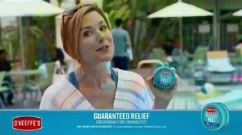 O'Keeffe's For Healthy Feet TV Spot, 'Relaxing Pedicure' - Thumbnail 6