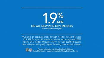 2019 Honda CR-V TV Spot, 'Chasing Dreams' [T2] - Thumbnail 8