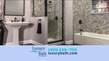 Luxury Bath Technologies TV Spot, 'The Bathroom of Your Dreams' - Thumbnail 4