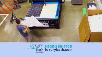 Luxury Bath Technologies TV Spot, 'The Bathroom of Your Dreams' - Thumbnail 5