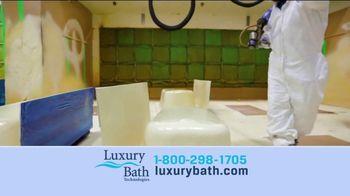 Luxury Bath Technologies TV Spot, 'The Bathroom of Your Dreams' - Thumbnail 6