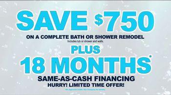 Luxury Bath Technologies TV Spot, 'The Bathroom of Your Dreams' - Thumbnail 9