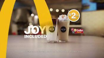 McDonald's McCafé TV Spot, 'Joyful Moments' - Thumbnail 10