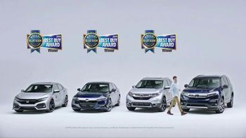 Honda Memorial Day Sales Event TV Spot, 'Can't Stop Winning' [T2] - Thumbnail 4
