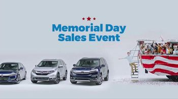 Honda Memorial Day Sales Event TV Spot, 'Can't Stop Winning' [T2] - Thumbnail 9