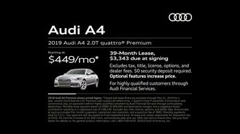 2019 Audi A4 TV Spot, 'Vision: A4' [T2] - Thumbnail 8