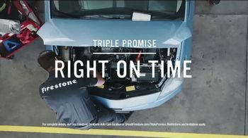 Firestone Complete Auto Care TV Spot, 'Triple Promise: Lola' - Thumbnail 10