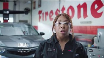 Firestone Complete Auto Care TV Spot, 'Triple Promise: Lola' - Thumbnail 2