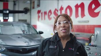 Firestone Complete Auto Care TV Spot, \'Triple Promise: Lola\'