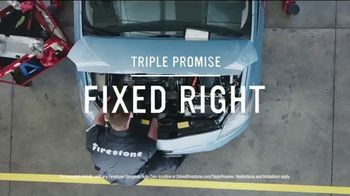 Firestone Complete Auto Care TV Spot, 'Triple Promise: Lola' - Thumbnail 9