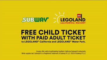 LEGOLAND Waterpark TV Spot, 'Summer: Free Ticket' Song by Ponchielli - Thumbnail 9