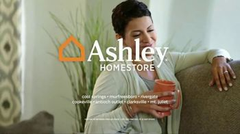 Ashley HomeStore Memorial Day Sale TV Spot, 'Summer's Hottest Deals: Queen Storage Bed' Song by Midnight Riot - Thumbnail 9
