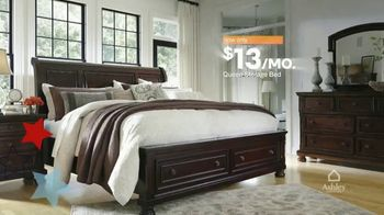 Ashley HomeStore Memorial Day Sale TV Spot, 'Summer's Hottest Deals: Queen Storage Bed' Song by Midnight Riot - Thumbnail 6