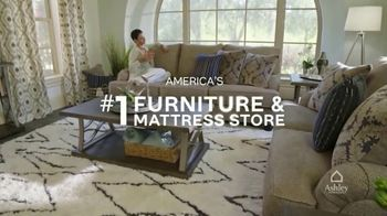 Ashley HomeStore Memorial Day Sale TV Spot, 'Summer's Hottest Deals: Queen Storage Bed' Song by Midnight Riot - Thumbnail 8