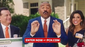Publishers Clearing House TV Spot, 'Win $1,000 a Day for Life: Here's What's Up' Feat. Steve Harvey - Thumbnail 1