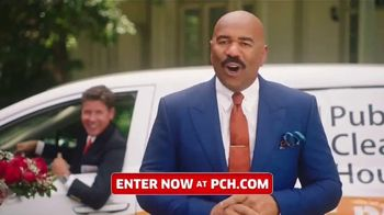 Publishers Clearing House TV Spot, 'Win $1,000 a Day for Life: Here's What's Up' Feat. Steve Harvey - Thumbnail 3