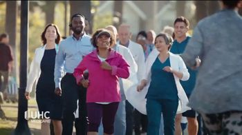 UnitedHealthcare TV Spot, 'Health Entourage: Walk in the Park'