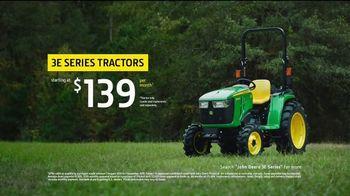 John Deere 3E Series TV Spot, 'Your Land' - Thumbnail 9