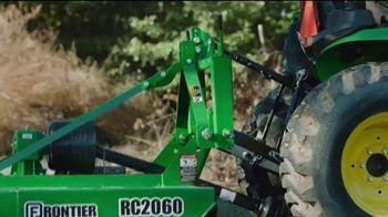 John Deere 3E Series TV Spot, 'Your Land' - Thumbnail 2