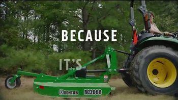 John Deere 3E Series TV Spot, 'Your Land' - Thumbnail 3