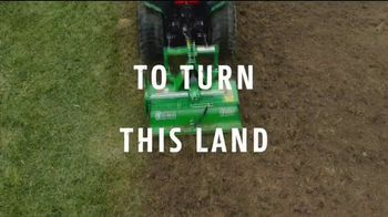 John Deere 3E Series TV Spot, 'Your Land' - Thumbnail 4